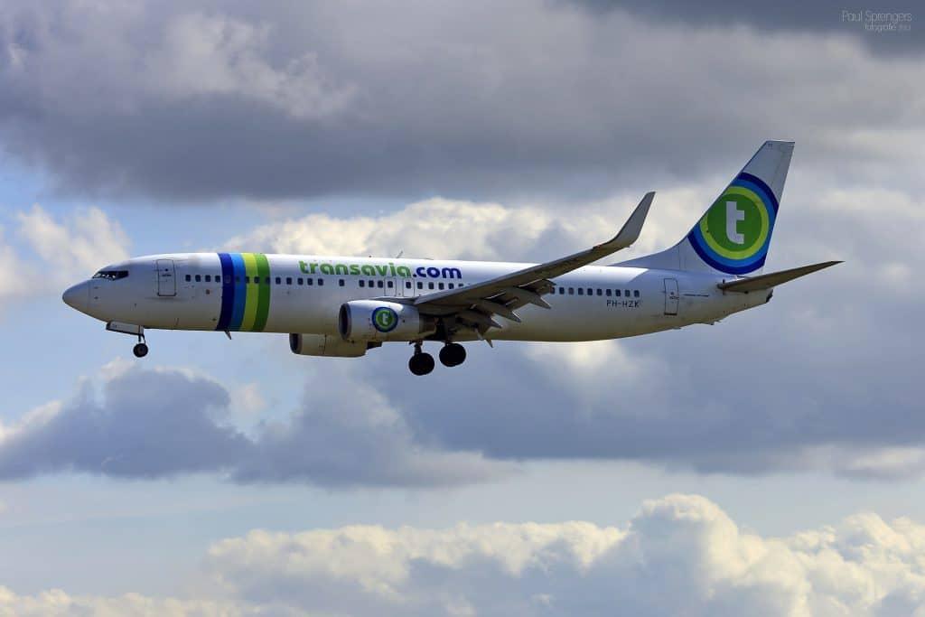 Vliegen naar Wenen