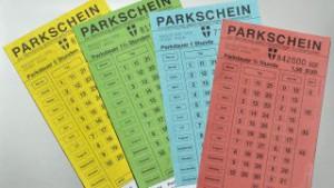 parkscheine