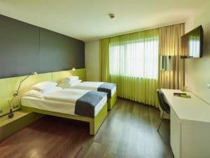 Budget hotels Wenen