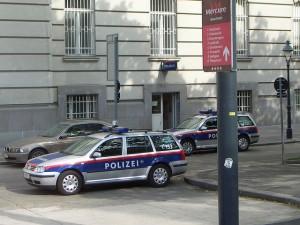 politie wenen
