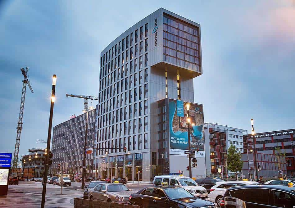 Motel One Opent Vierde Hotel In Wenen Alles Over Wenen