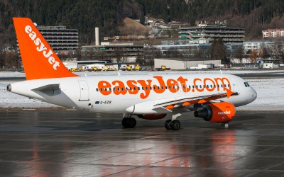 Easyjet vanaf Amsterdam naar Wenen