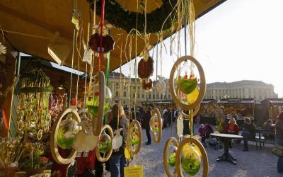 Paasmarkten in Wenen