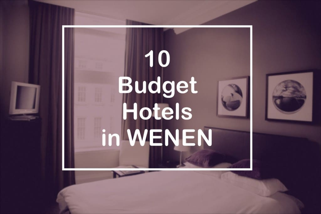 Budget hotels in Wenen