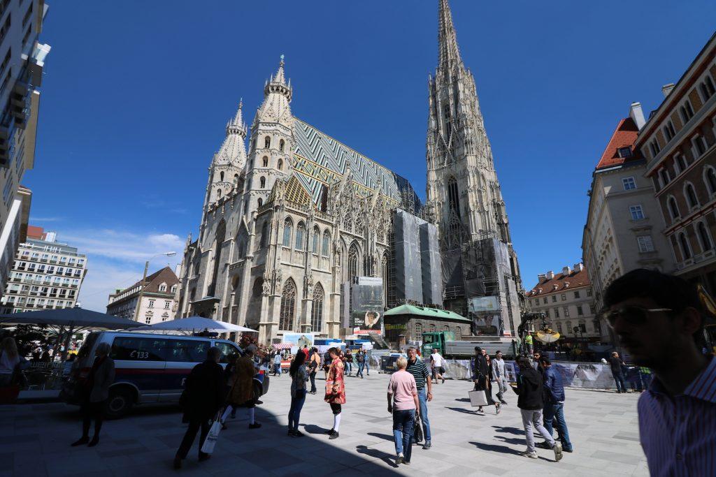 Stedentrip Wenen met TUI