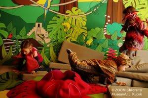 Zoom Kinder museum in Wenen