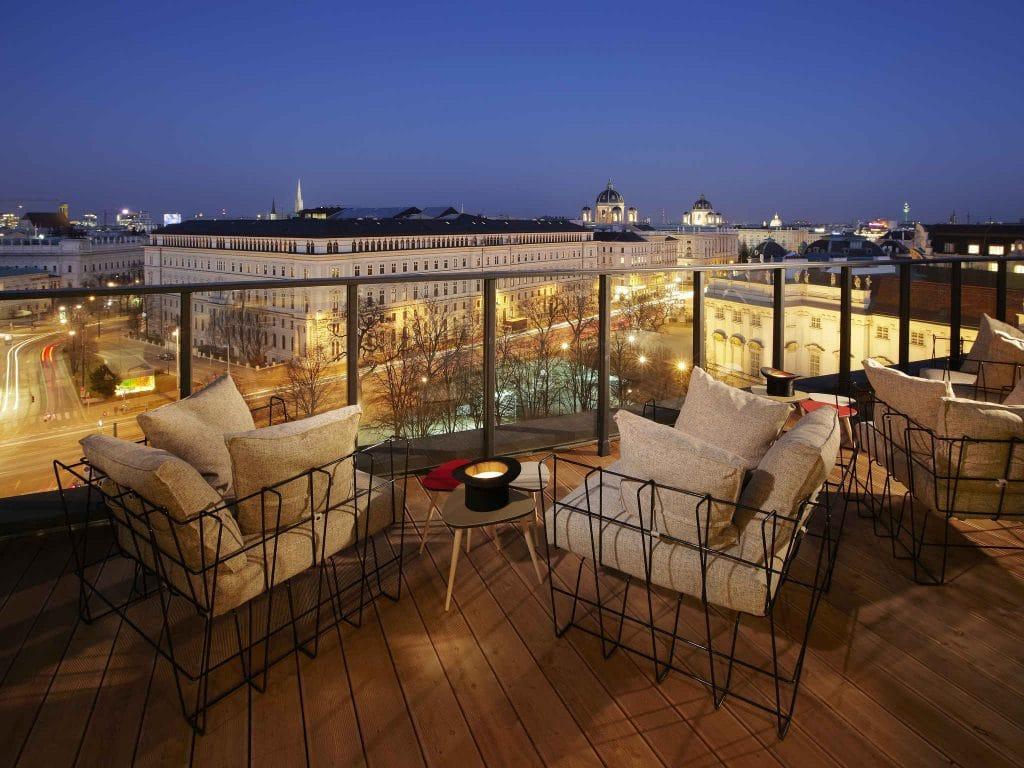 25hours hotel in Wenen