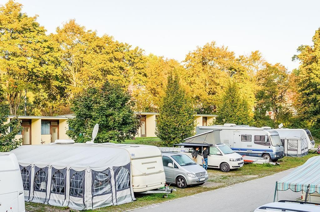 Camping Wenen west