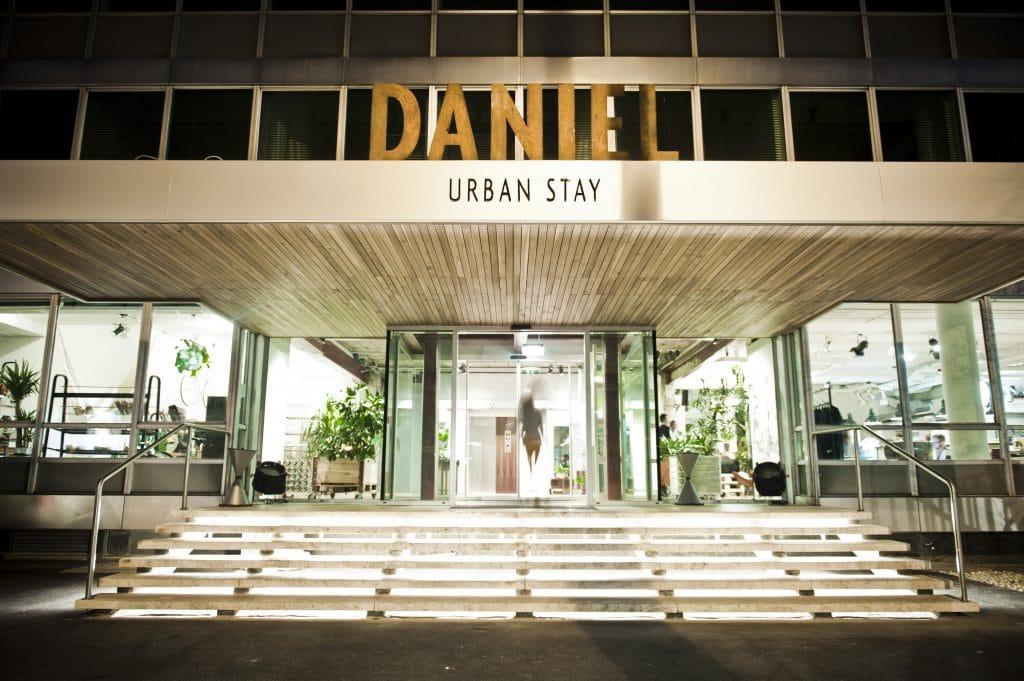 Hotel daniel Wenen