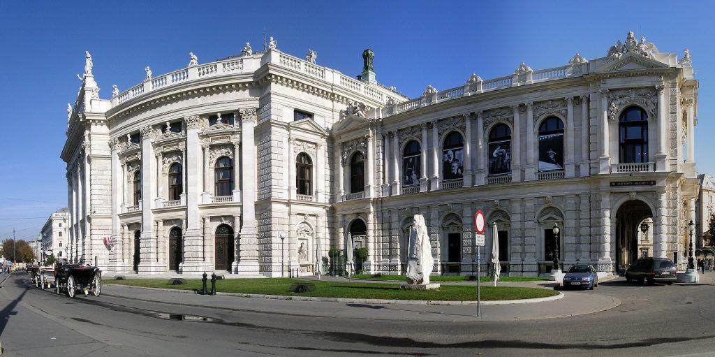 De Ringstrasse in Wenen