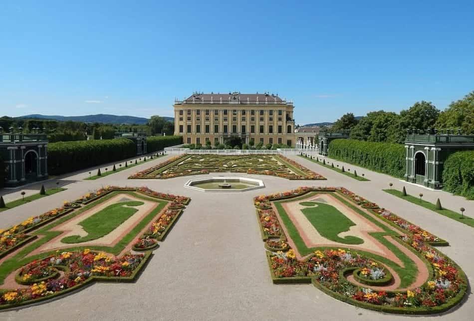 Bezienswaardigheden Wenen