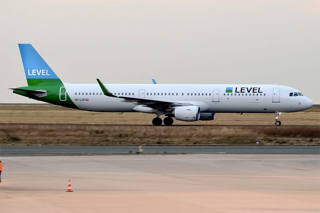 Level vliegt ook naar Wenen