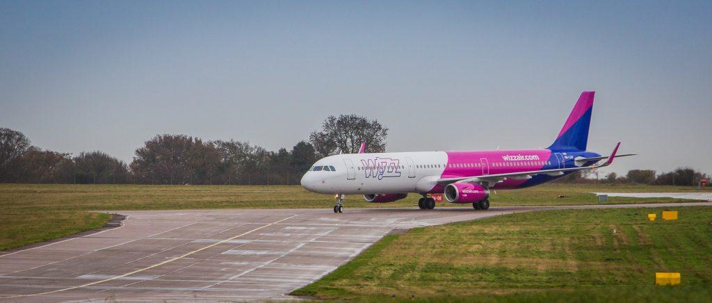 Met wizz-air vanaf Eindhoven naar Wenen