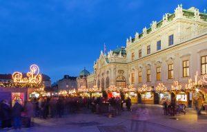 Kerstmarkt Belvedere