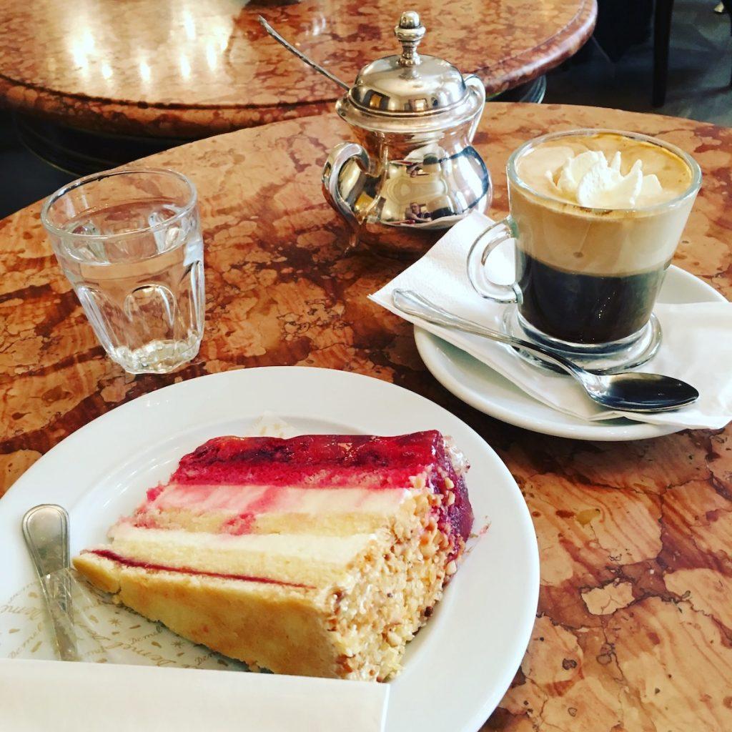 Koffiecultuur in Wenen