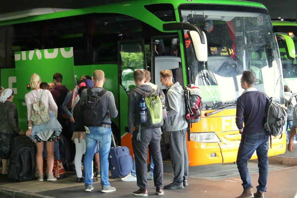 voordelen van de bus naar Wenen