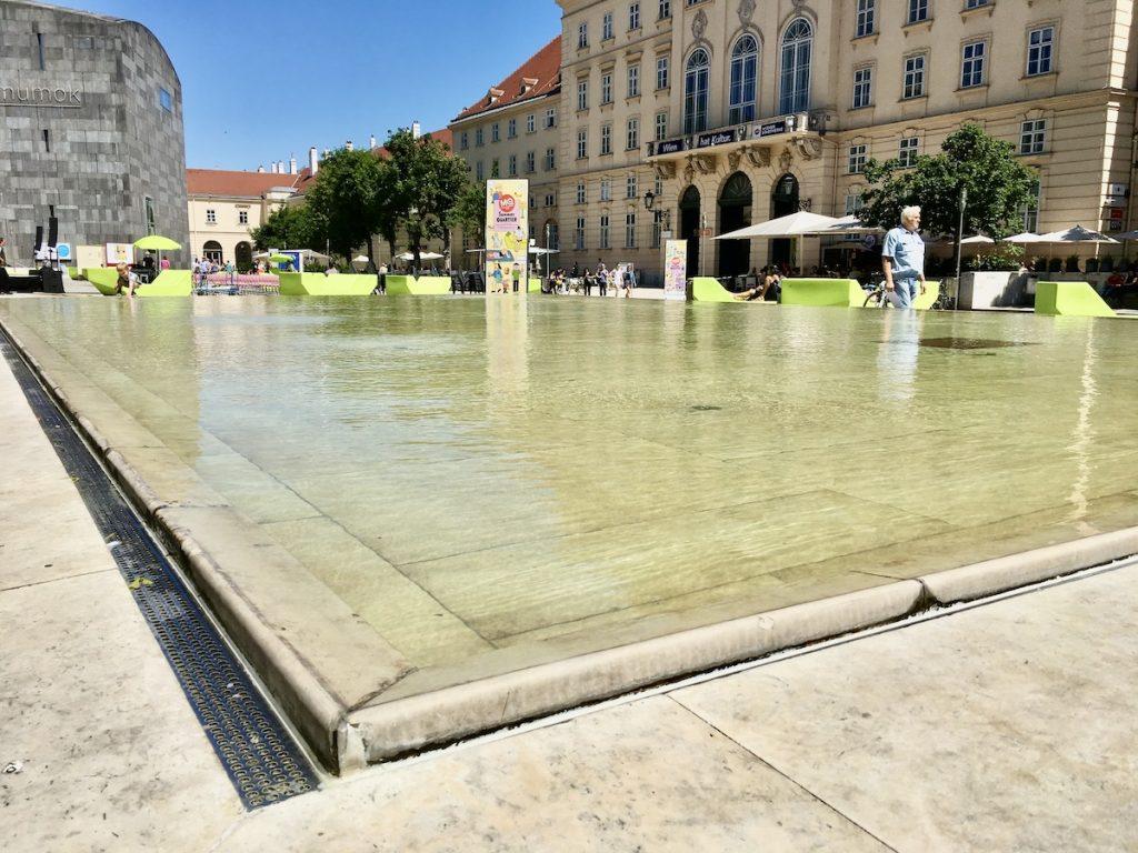 Museum Quartier in Wenen