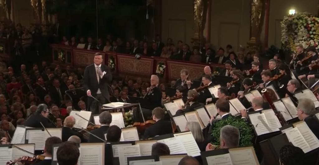 Nieuwjaarsconcert Wenen - 2021
